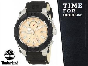 Relógio de Pulso TIMBERLAND Chocorua por 52€. O presente ideal para o Homem que gosta da Natureza. ENTREGA: 48H. PORTES INCLUÍDOS.
