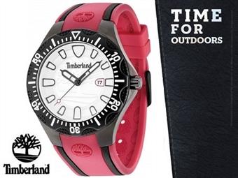 Relógio de Pulso TIMBERLAND Dixiville por 55€. O presente ideal para o Homem que gosta da Natureza. ENTREGA: 48H. PORTES INCLUÍDOS.