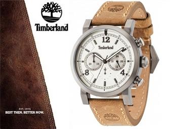 Relógio de Pulso TIMBERLAND Templeton Cronógrafo por 79€. O presente ideal para o Homem que gosta da Natureza. ENVIO: 48H. PORTES INCLUÍDOS.