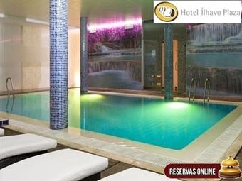Relaxe no Hotel de Ílhavo Plaza 4* 1 ou 2 Noites com Pequeno-Almoço, Jantar, SPA e Massagem desde 36€. Aproveite esta oferta e visite Ílhavo e Aveiro.