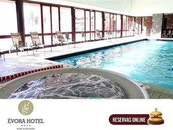 Évora Hotel 4*: 1 a 3 Noites em Évora com Pequeno-Almoço, Welcome Drink, SPA, Visita a Adega com Prova de Vinhos desde 35€. CRIANÇA GRÁTIS. RESERVA ONLINE