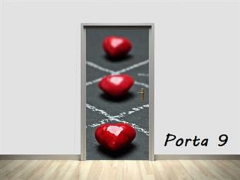 Vinil Autocolante Adesivo Decorativo de 75x210cm para Portas com Superfícies Lisas por 32€. Escolha um ou Personalize o seu! PORTES INCLUÍDOS.