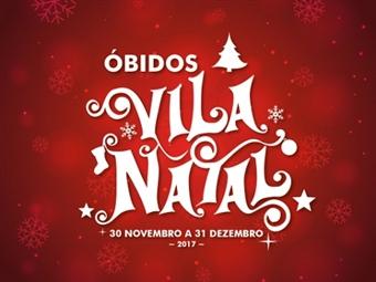 ÓBIDOS VILA NATAL & Caldas Internacional Hotel: 1 Dia na Feira e 1 ou 2 Noites com Meia Pensão desde 27.50€. OFERTA BILHETE: 3ª PESSOA.