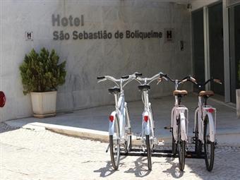 Hotel S. Sebastião de Boliqueime : 2 Noites com Pequeno-Almoço. Especial Fim de Semana no ALGARVE por 42.50€. Escapada a Sul é bom o Ano todo.