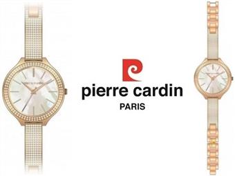 Relógio Pierre Cardin de Cristais PCX5170L224 por 46€. ENTREGA: 48H. PORTES INCLUÍDOS.