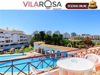 Clube VilaRosa Portimão: Perfeito para uma Escapada de 2 Noites ou uns dias de Férias no Algarve desde 50€ e Crianças Grátis.