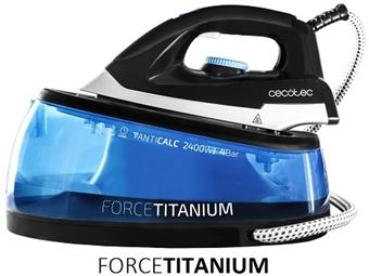 SUPER PREÇO: Ferro de Engomar a Vapor na Vertical ou Horizontal com Caldeira de 2400W por 52.90€. Para roupas sempre impecáveis! PORTES INCLUÍDOS.