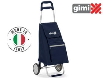 SUPER PREÇO: Carrinho de Compras Argo GIMI de 45 litros, à prova de chuva, bolso com fecho, lavável e leve por 23€. ENVIO IMEDIATO e PORTES INCLUIDOS.