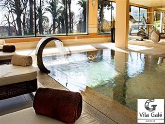 Massagem Redutora com Tratamento à escolha e Circuito das Águas no Vila Galé Palácio dos Arcos ou Évora por 35€. Para um Corpo Perfeito!