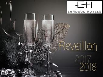 Réveillon no Eurosol Gouveia: 2, 3 ou 4 Noites com Pequeno-almoço. Fim de Ano com Jantar, Ceia, Bar Aberto, Música e Muita Animação desde 183€.