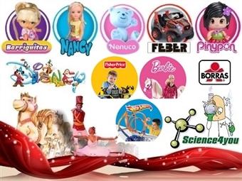 BRINQUEDOS: O Mundo Encanto dos Descontos! As Melhores Marcas de Brinquedos! PORTES INCLUÍDOS.