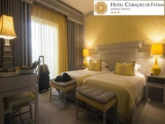 Hotel Coração de Fátima: Estadia com Meia-Pensão & Entrada no Museu Interactivo O Milagre de Fátima desde 34.50€. Uma Escapada Espiritual.