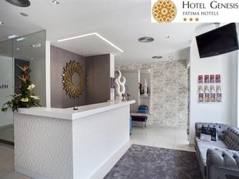 Hotel Genesis: Estadia com Meia-Pensão & Entrada nas Grutas da Moeda desde 34.50€. Uma Experiência a não perder.