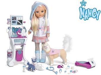 NANCY: Um Dia De Resgate Na Neve por 56€. Salva o lobo Lobi com a ajuda do cão Husky e trata-o no Laboratório Médico na neve! PORTES INCLUÍDOS.