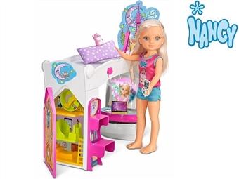 NANCY: Um Dia No Quarto Mágico por 54.50€. Um lugar especial onde também poderás brincar com hamster Ernesto, aos disfarces! PORTES INCLUÍDOS.