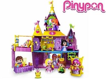 PINYPON: Palácio Mágico por 59.50€. Todas as histórias que possas imaginar ganham vida, com espelho mágico, chave secreta e mais! PORTES INCLUÍDOS.