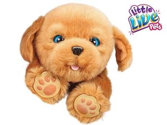 LITTLE LIVE PETS: Sleepy Puppy por 75€. O cãozinho pequeno e suave que se move, faz sons e adora festinhas como um de verdade. PORTES INCLUÍDOS.