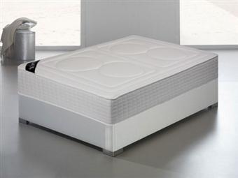Colchão Viscoelástico Mykonos 3D Organic de Casal ou Solteiro com 30 cm de Altura e Núcleo HR desde 149€. PORTES INCLUÍDOS.