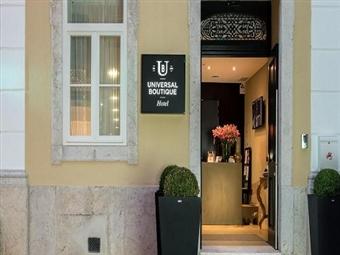 Universal Boutique Hotel 4*: 1 ou 2 Noites com Pequeno-Almoço e Mimos à Chegada desde 39€. Aprecie todo o Glamour e Encantos da Figueira da Foz.