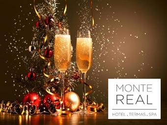 Réveillon Palace Hotel Monte Real 4*: 2 Noites de alojamento, Pequeno-almoço, Jantar de Fim de Ano, Animação e Brunch no dia 1, por 319€. Em Leiria!
