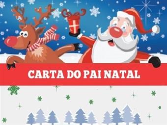 HO HO HO! Carta Original Escrita pelo Pai Natal Personalizada para todas as Idades por 3€. A Magia do Natal está a chegar!
