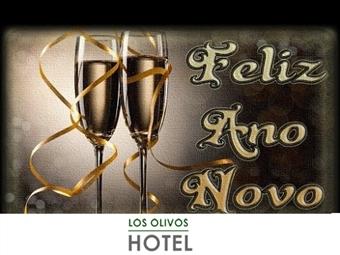 Réveillon na Corunã: Estadia no Hotel Los Olivos com Jantar de Gala, Bar Aberto, Animação e Brunch de Ano Novo por 155€. Divirta-se.