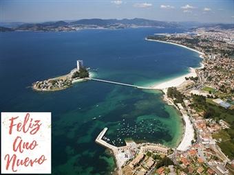 Fim-de-Ano em Vigo: Estadia no Sercotel Bahía de Vigo 4*: Estadia com Pequeno-Almoço, Jantar de Gala, Bar Aberto e DJ por 181€. Festeje o Novo Ano.