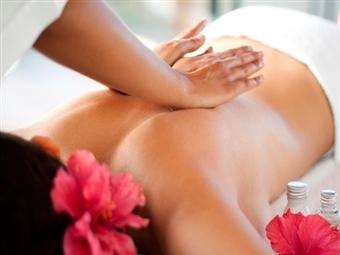 SUPER PREÇO: 1 ou 4 Massagens às Costas de 30 minutos desde 9.90€ em Carcavelos. Desfrute desta sensação única e Relaxe.