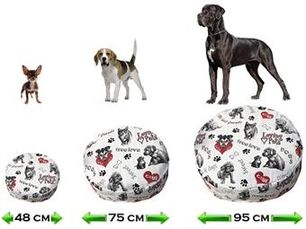 Cama Viscoelástica para Cães e Gatos de Alta Qualidade e 3 Tamanhos à Escolha para o seu Animal de Estimação desde 33€. PORTES INCLUÍDOS.