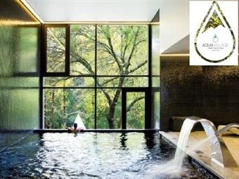Aqua Village Health Resort & Spa 5*: Estadia VIP com Pequeno-Almoço, SPA, Massagem e Jantar desde 52€. O equilíbrio perfeito em Oliveira do Hospital!