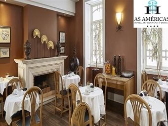 As Américas Hotel Art Nouveau & Design 4*: Até 7 Noites com Passeio de Moliceiro, Visita ao Museu Marítimo e Oficina do Doce desde 55€.
