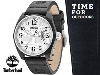 Relógio de Pulso TIMBERLAND Sherington Black por 45€. O presente ideal para o Homem que gosta da Natureza. ENVIO: 48H. PORTES INCLUÍDOS.