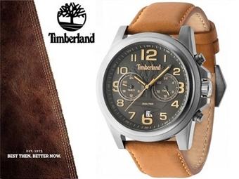 Relógio de Pulso TIMBERLAND Pickett Black por 80€. O presente ideal para o Homem que gosta da Natureza. PORTES INCLUÍDOS.