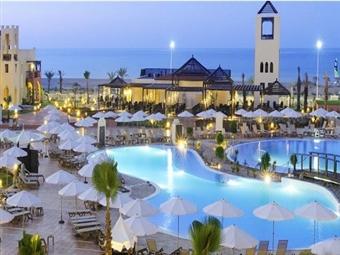 Férias de Verão em SAÏDIA: 7 Noites em Hotéis 5* com TUDO INCLUÍDO e CRIANÇA GRÁTIS. Voo direto de Lisboa desde 566€. A pérola azul de Marrocos.
