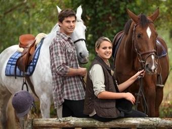 DIA DE SONHO A DOIS: Baptismo a Cavalo e Almoço por 29.90€ em Pegões. Venha passar um Dia Diferente no campo!