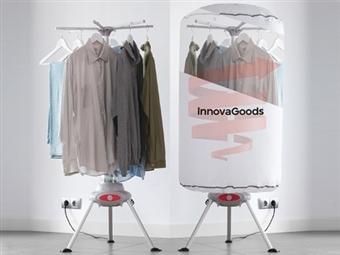 Secador de Roupa Vertical Portátil 360º por 65€. Seca rapidamente até 10 Kg de roupa de uma só vez! VER VIDEO. PORTES INCLUIDOS.