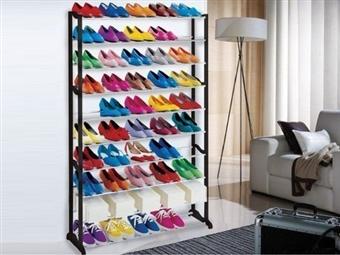 Sapateira que pode conter até 50 Pares de Sapatos desde 21€. A solução ideal para sua casa. PORTES INCLUIDOS.