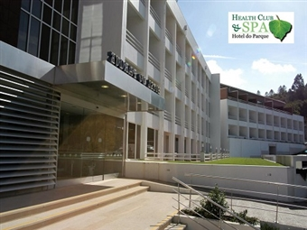 CARNAVAL no Hotel do Parque Club & Spa 4*: 3 Noites em São Pedro do Sul com MEIA PENSÃO com Bebidas Incluídas e Animação com Música ao Vivo por 148€.