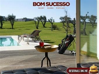 DIA DOS NAMORADOS no Bom Sucesso Resort 5*: Escapada em Óbidos de 1 Noite em Apartamento de luxo com Tratamento VIP e Jantar por 199€. RESERVA ONLINE.