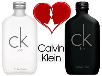 Eau de Toilette CALVIN KLEIN ONE e/ou CALVIN KLEIN BE para Ela ou Ele de 100ml desde 29.50€. Recomendado pelo Cupido. PORTES INCLUÍDOS.