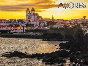 Ilha Terceira - Açores: 2 Noites em Hotel à escolha com Pequeno-Almoço, Voo de Lisboa e Transferes desde 202€. Fuga para a Natureza.