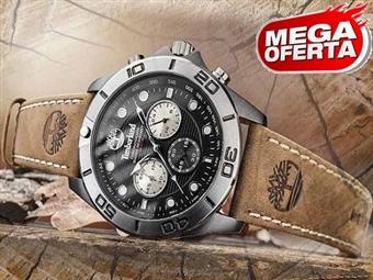 MEGA OFERTA: Relógios de Pulso TIMBERLAND desde 44€. O presente ideal para o Homem que gosta da Natureza. PORTES INCLUÍDOS.