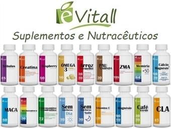 Suplementos Alimentares é-Vitall: Saúde - Beleza - Bem Estar. ENVIO IMEDIATO e PORTES INCLUIDOS.