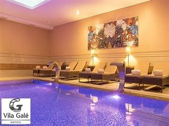 Ritual de Excelência com Hidroterapia, Esfoliação e Massagem Corporal para 1 ou 2 Pessoas no Vila Galé Palácio dos Arcos ou Évora desde 39€.