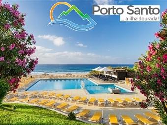 PÁSCOA em PORTO SANTO: 6 ou 7 Noites em Hotel 3* ou 4* com Pequeno-Almoço. Voos de Lisboa ou Porto desde 483€. Conheça a nossa Ilha Dourada!