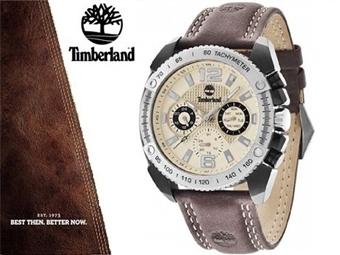 Relógio de Pulso TIMBERLAND Bennington por 84€. O presente ideal para o Homem que gosta da Natureza. PORTES INCLUÍDOS.