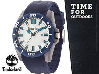 Relógio de Pulso TIMBERLAND Dunbarton Blue Strap por 43€. O presente ideal para o Homem que gosta da Natureza. PORTES INCLUÍDOS.