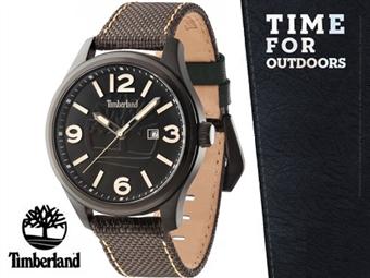 Relógio de Pulso TIMBERLAND Moringa por 65€. O presente ideal para o Homem que gosta da Natureza. PORTES INCLUÍDOS.