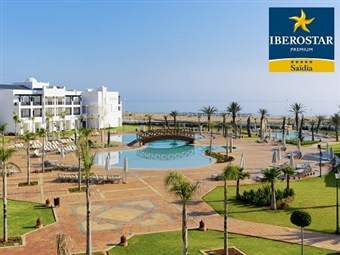 Férias de Verão em SAÏDIA: 7 Noites em Hotel 5* com TUDO INCLUÍDO, Voo directo de Lisboa, Transfers e Seguro desde 562€. A pérola azul de Marrocos!