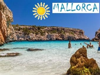 VERÃO EM MAIORCA: 7 Noites com Voo de Lisboa e Hotéis de 3* com Meia-Pensão ou Tudo Incluído e CRIANÇA GRÁTIS! desde 438€. A beleza das Baleares!